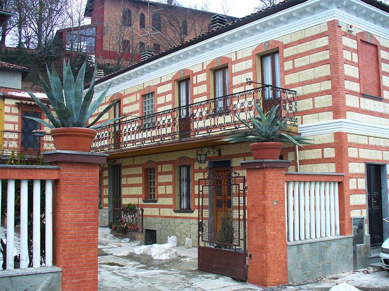 Casa Parete Intonaco